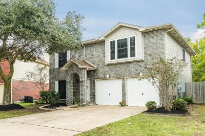 Pearland Single Family Home Pending: 4501 Fox Run Street