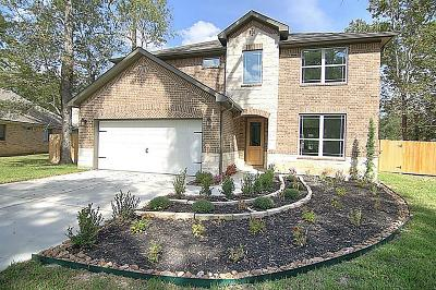 Crosby Single Family Home For Sale: 16506 Horizon