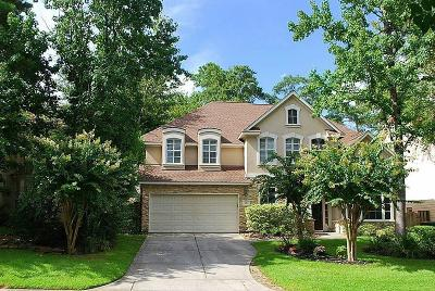 The Woodlands Single Family Home For Sale: 10 Doeskin Place