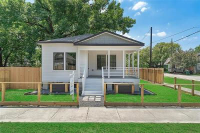 Houston Single Family Home For Sale: 2123 Keene Street