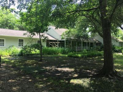 Dickinson Single Family Home For Sale: 2201 Oleander Drive