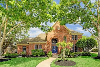 Sugar Land Single Family Home For Sale: 2527 Hodges Bend Circle