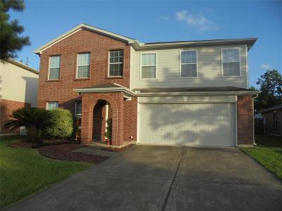 Houston Single Family Home For Sale: 17011 Irish Oaks Court