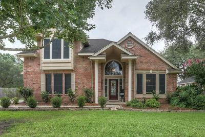 Friendswood Single Family Home For Sale: 2503 S Mission Circle