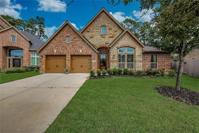 Spring Single Family Home For Sale: 3703 Foxcreek Lane
