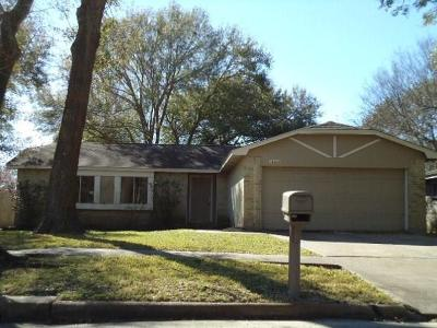 Cypress Single Family Home For Sale: 16203 Cypress Point Drive