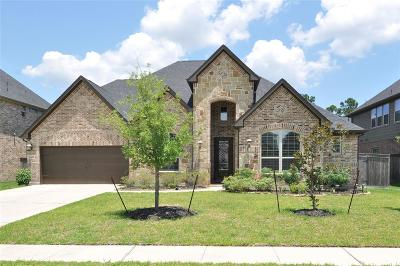 Humble Single Family Home For Sale: 12915 Wickerhill Falls Court