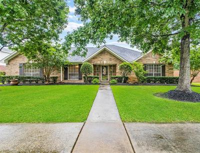 Galveston County Single Family Home For Sale: 501 Meadow Run Drive