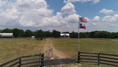 Washington County Farm & Ranch For Sale: 4850 Fm 2780