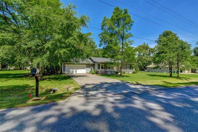 Montgomery Single Family Home For Sale: 1028 Shawnee Drive