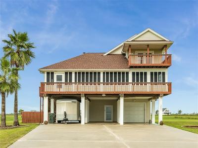 Galveston Single Family Home For Sale: 3803 Kiva Road