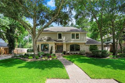 Galveston County, Harris County Single Family Home For Sale: 4903 Golden Pond Drive