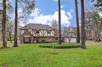 Kingwood Single Family Home For Sale: 1601 Palomino Lane