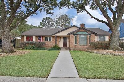 Houston Single Family Home For Sale: 6235 Braesheather Drive