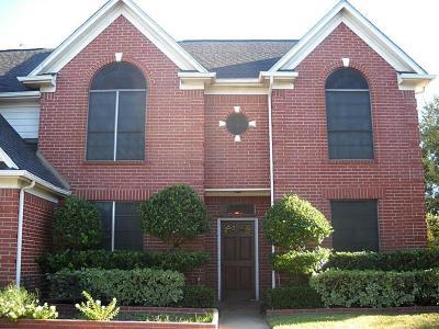 Houston Single Family Home For Sale: 1835 Laurel Bough Lane