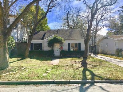 Bellaire Single Family Home For Sale: 4417 Phil Street