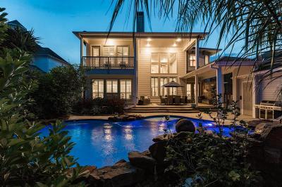 Seabrook Single Family Home For Sale: 1218 Bluebonnet Drive