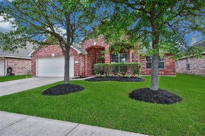 Katy Single Family Home For Sale: 24806 Mason Trail Drive