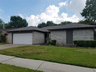 Harris County Rental For Rent: 12103 Fork Creek Drive