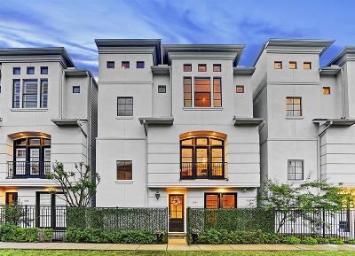 Houston Single Family Home For Sale: 5107 Blossom Street