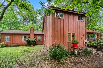 Single Family Home For Sale: 21042 Huckleberry Lane