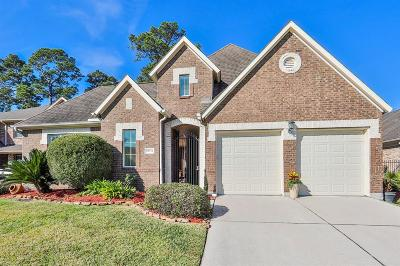 Atascocita Single Family Home For Sale: 19711 Fairway Island Drive