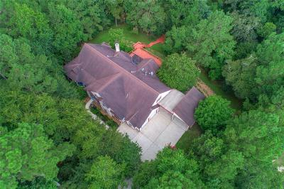 Conroe Single Family Home For Sale: 61 Lake Forest Circle