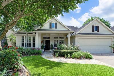 Katy Single Family Home For Sale: 3915 Waverly Bend
