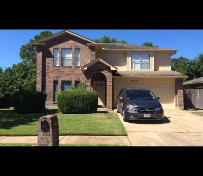 Humble Single Family Home For Sale: 20107 Bambiwoods Drive