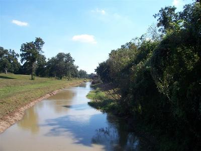Fort Bend County Farm & Ranch For Sale: 21423 West Bellfort Road