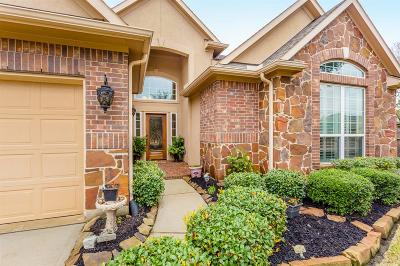 Brookshire Single Family Home For Sale: 30063 Willow Walk Lane