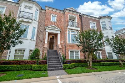 Sugar Land Condo/Townhouse For Sale: 1368 Lake Pointe Parkway