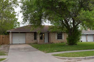 Houston Single Family Home For Sale: 4022 Oakside Drive