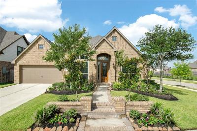 Cypress Single Family Home For Sale: 16415 Busy Bee Drive
