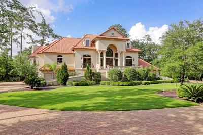 The Woodlands Single Family Home For Sale: 35 Grand Regency Circle