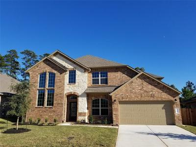 Conroe Single Family Home For Sale: 12260 Emerald Mist Lane