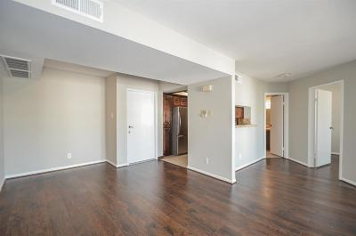 Houston Condo/Townhouse For Sale: 2814 S Bartell Drive #34