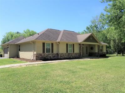 Santa Fe Single Family Home For Sale: 8203 Oak Lane