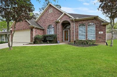 Conroe Single Family Home For Sale: 180 Park Way