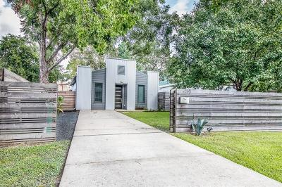 Houston Single Family Home For Sale: 521 W 27th Street