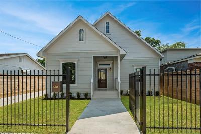 Houston Single Family Home For Sale: 2407 Churchill Street