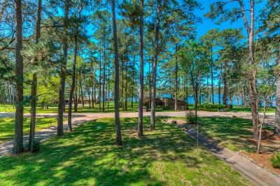 Willis Single Family Home For Sale: 15696 Lakeway Drive
