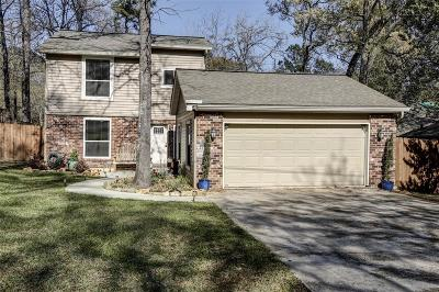 Conroe Single Family Home For Sale: 68 Blush Hill Drive