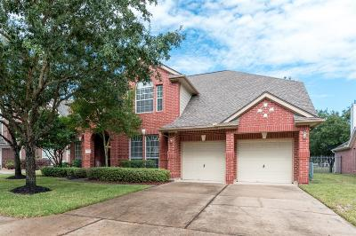Houston Single Family Home For Sale: 16422 Redcrest Drive