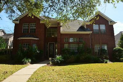 Sugar Land Single Family Home For Sale: 627 Winston Lane