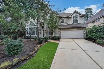 The Woodlands Single Family Home For Sale: 122 E Sundance Circle