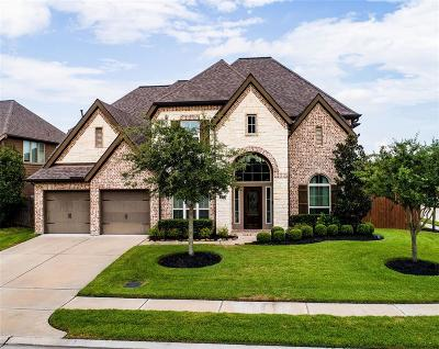 Pearland Single Family Home For Sale: 3509 Brantly Cove Court