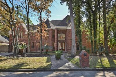 Houston Single Family Home For Sale: 5219 Wincroft Court