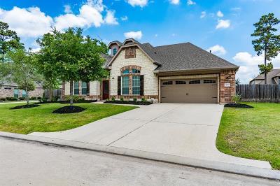 Houston TX Single Family Home For Sale: $335,000