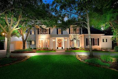 The Woodlands Single Family Home For Sale: 27 S Royal Fern Drive
